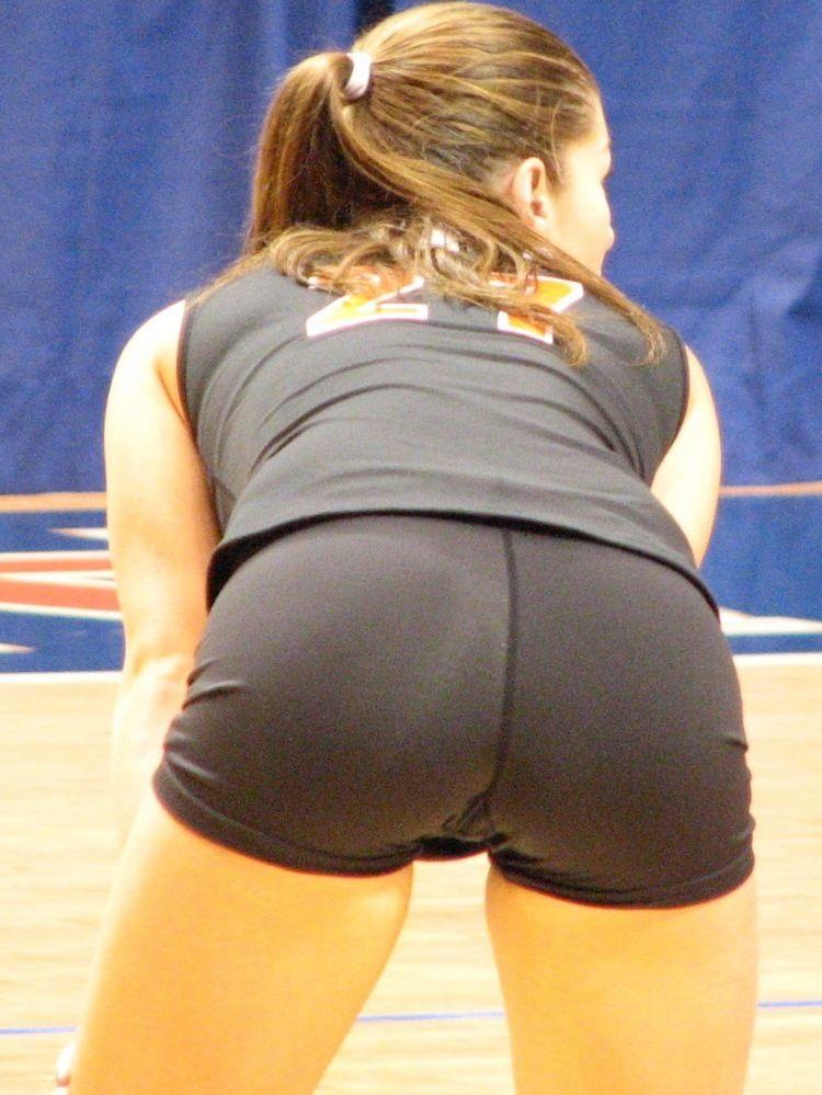 sexy volleyball ass