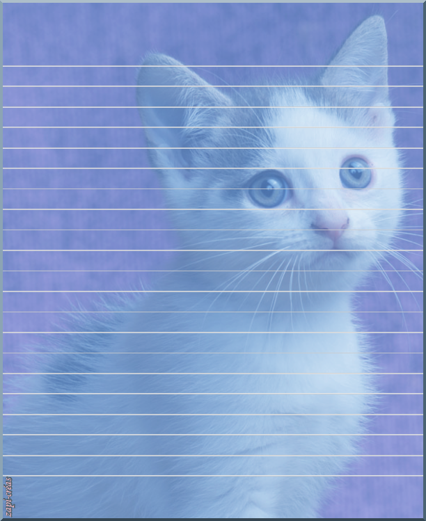 Papier lettre chaton copie clip art carte enveloppe pinterest chaton gratuit - Chatons gratuit ...