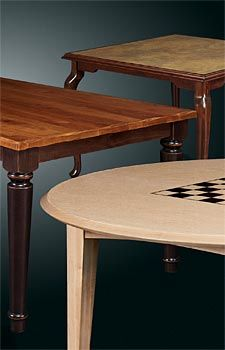 Delicieux Wood Goods Industries  Table Tops, Table Bases, Solid Wood, Plastic  Laminate, Wood Veneer