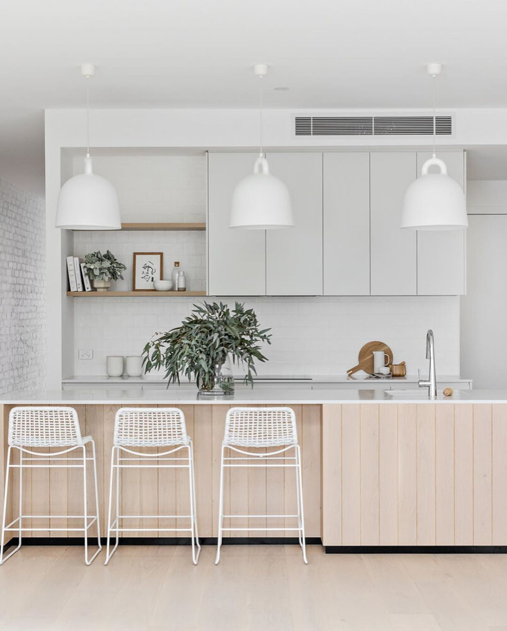 Stunning white kitchen. Swoon Immy + Indi   Interiors ...