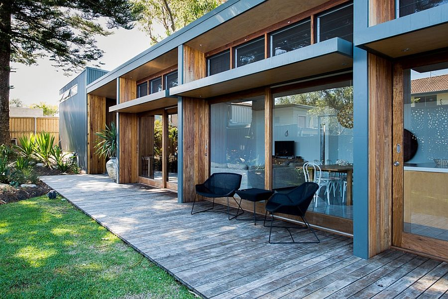 70s Home Design 10 trends from the 70s we love now Glass Windows Open Up The Interior To The Backyard Small 70s Home In Australia Gets