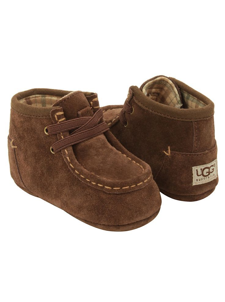 UGG® Infant Olly in Chocolate | Baby