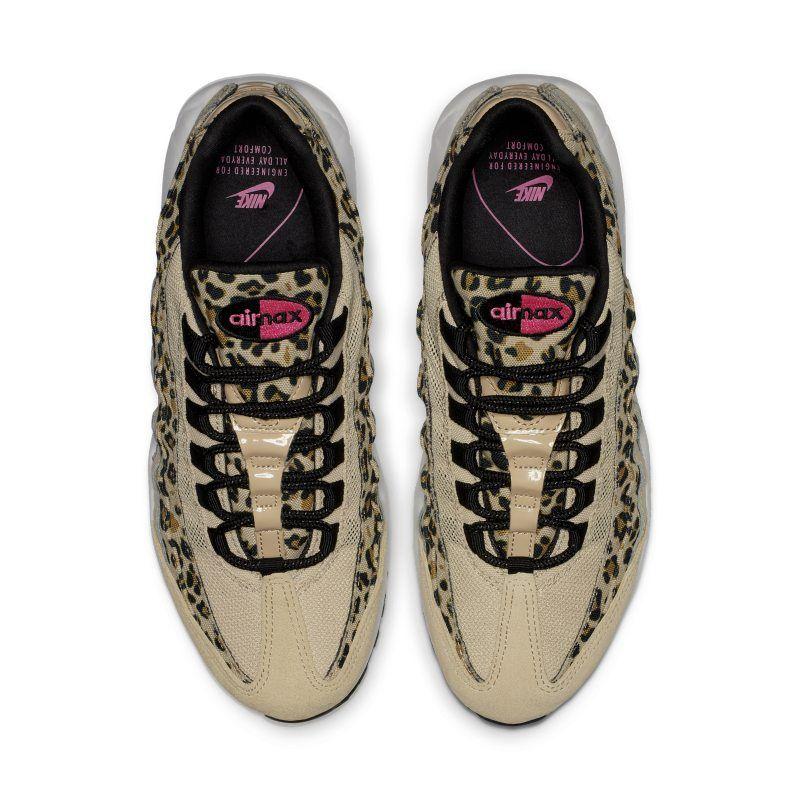 buy popular 05566 d4815 Nike Air Max 95 Premium Animal Women s Shoe - Brown