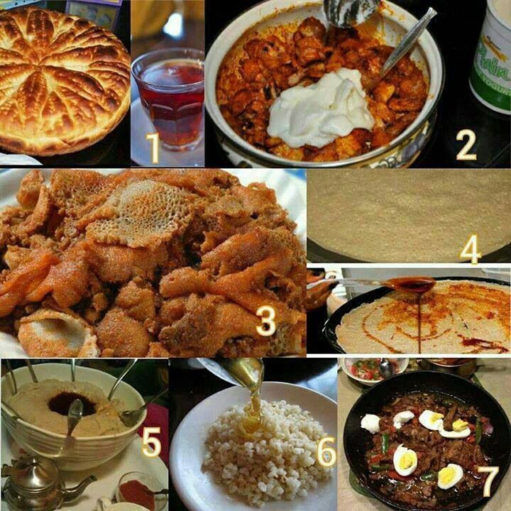 Breakfast, snack etc... African food, Happy meal
