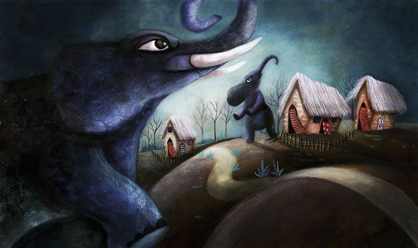 Adaptación de El libro de la selva realizada por Maxime Rovere, quien ha organizado y dado continuidad a todos los relatos y poemas que componen la obra original de Kipling. Mowgli está bellamente ilustrada por Justine Brax. Edelvives presenta este álbum ilustrado entre sus novedades de la primavera 2014.