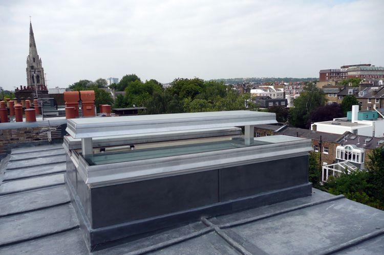 Flat Roof Vents Glazed Ventilator Roof Ventilation
