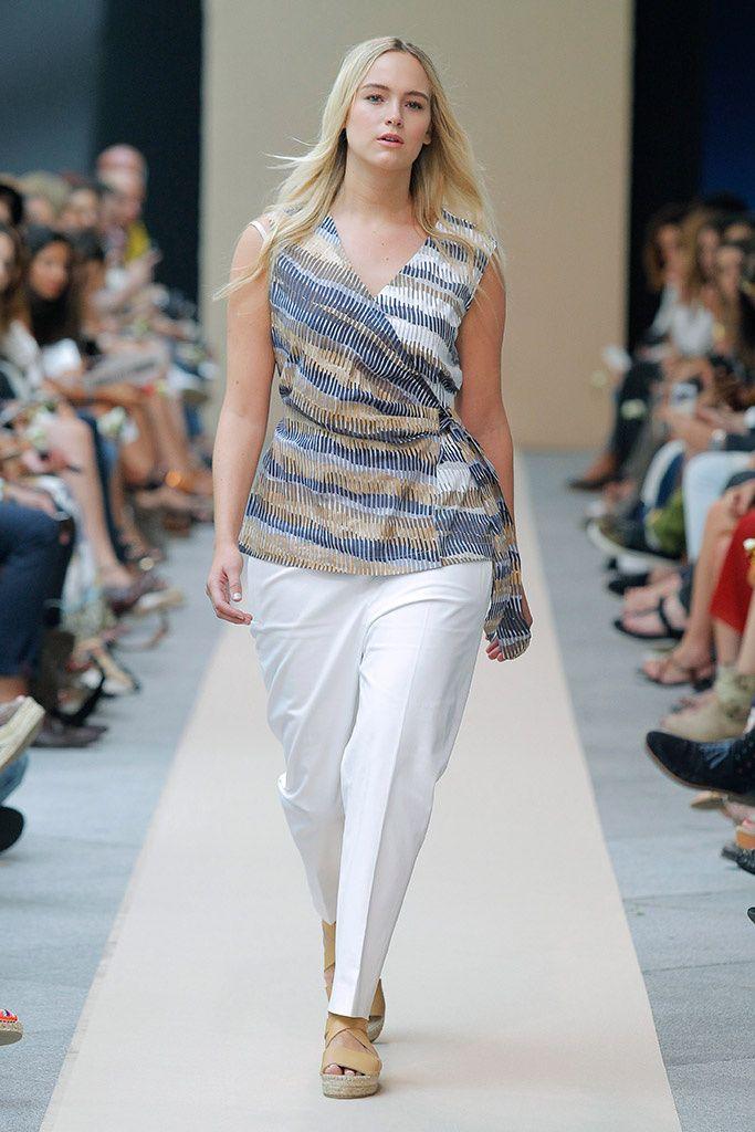 Adolfo dom nguez s s 2016 moda moda para curvas y for Adolfo dominguez tallas grandes