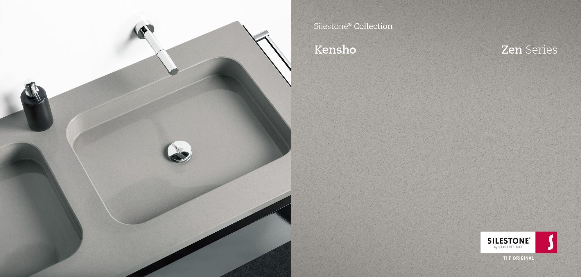 Silestone Kensho Silestone Quartz Worktops Pinterest
