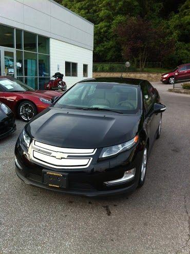 My New 2013 Chevy Volt Love It Chevy Volt Chevrolet Volt