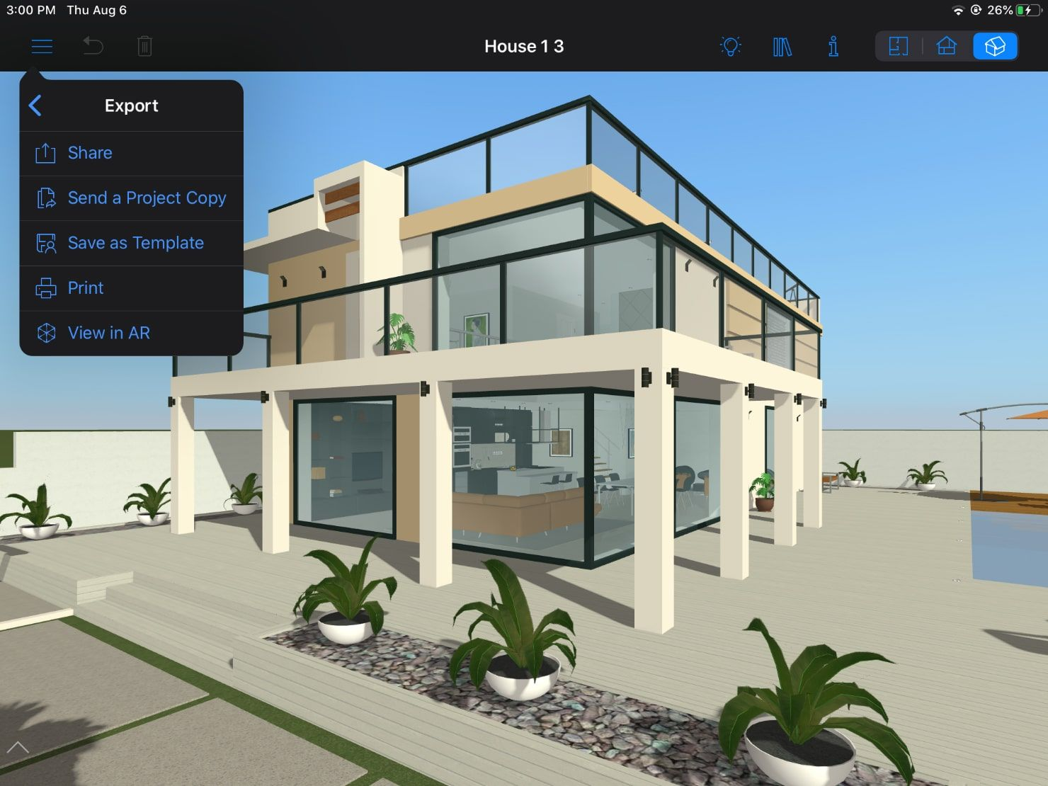 Create Your House In Live Home 3d Create Your House Home Design Software Interior Design Software