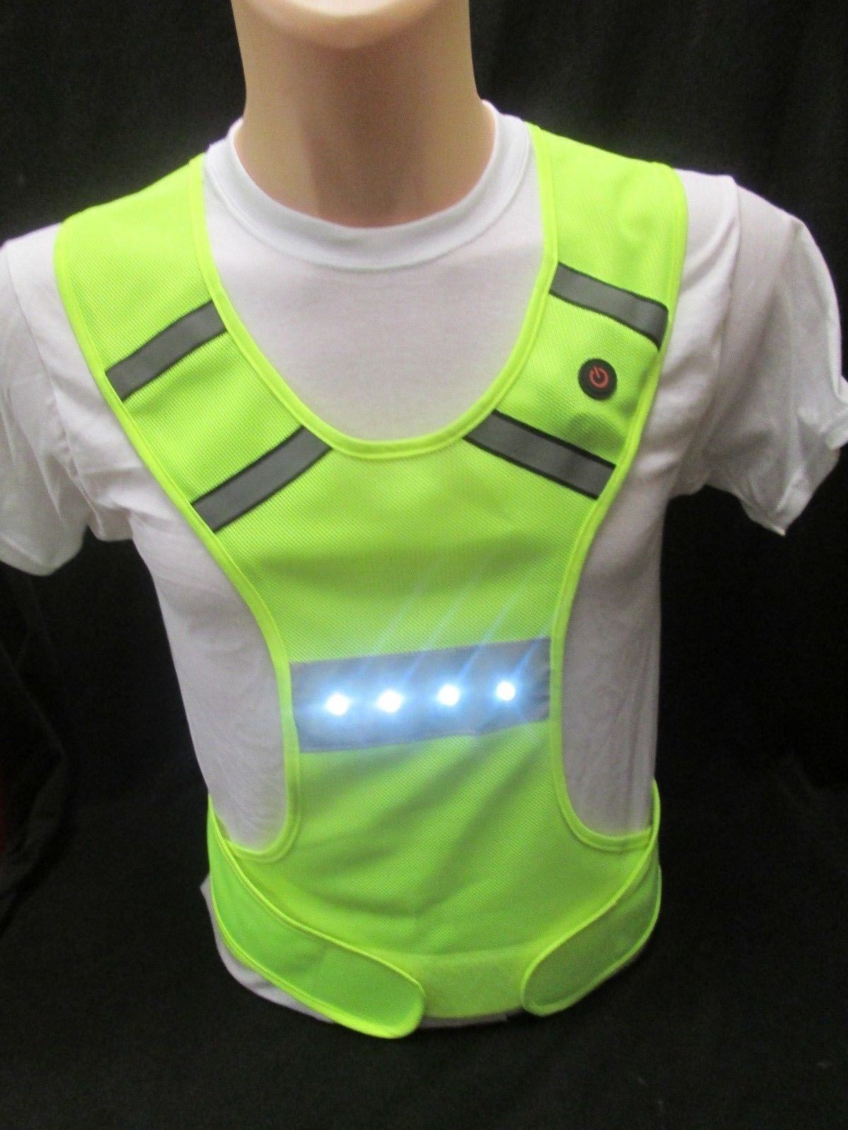 Be Safe Be Seen increase your safety at night while biking