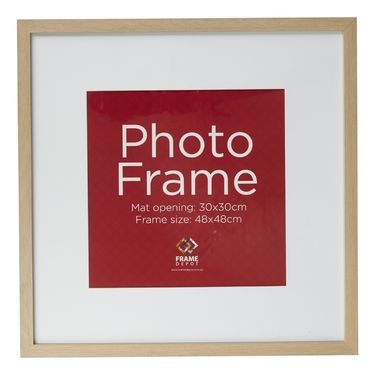 Frame Depot Core 30 X 30 Cm Frame Frame Picture Frame Arrangements Simple Photo Frame