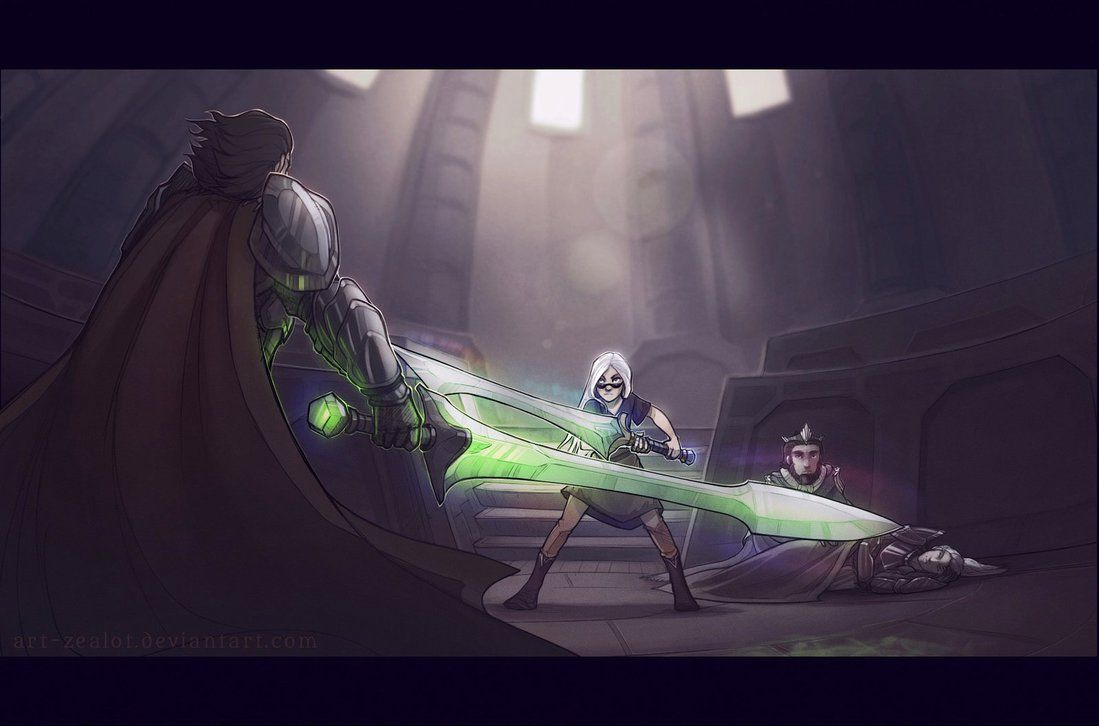 Vs The Knights Of Crystallia By Art Zealot On Deviantart Knight