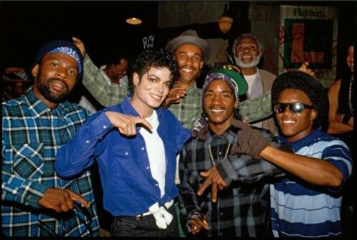 Michael Jackson employed 80 members of Crips and