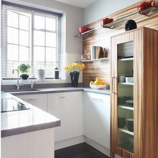6 clever kitchen storage solutions clever kitchen for Small kitchen storage solutions
