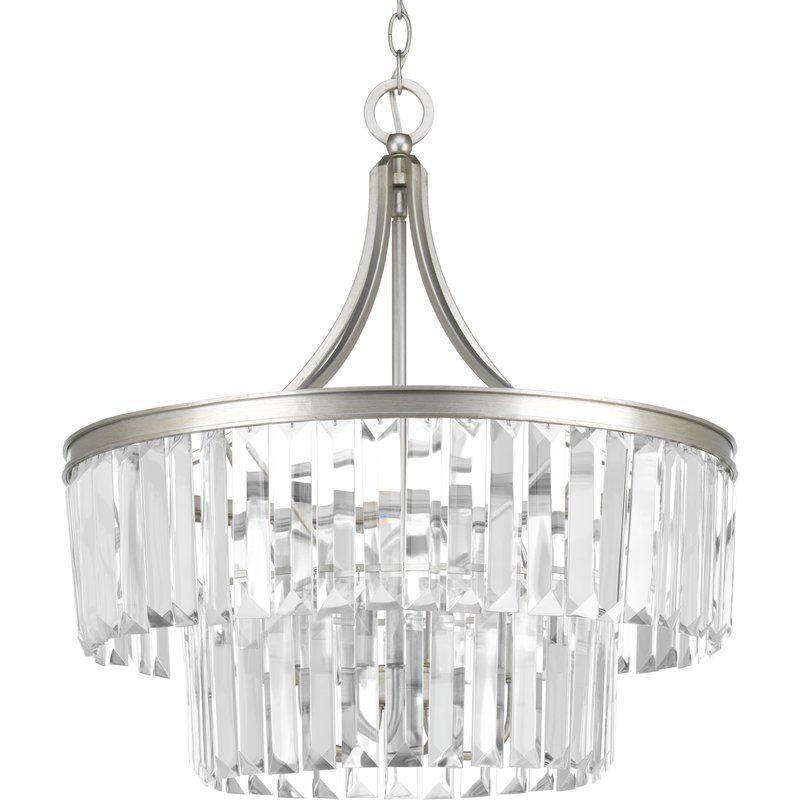 Eggar 5-Light Crystal Chandelier   Chandeliers, Lights and Room
