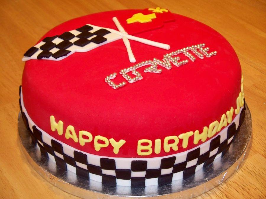 corvette cake Google Search Cakes Pinterest Corvette cake