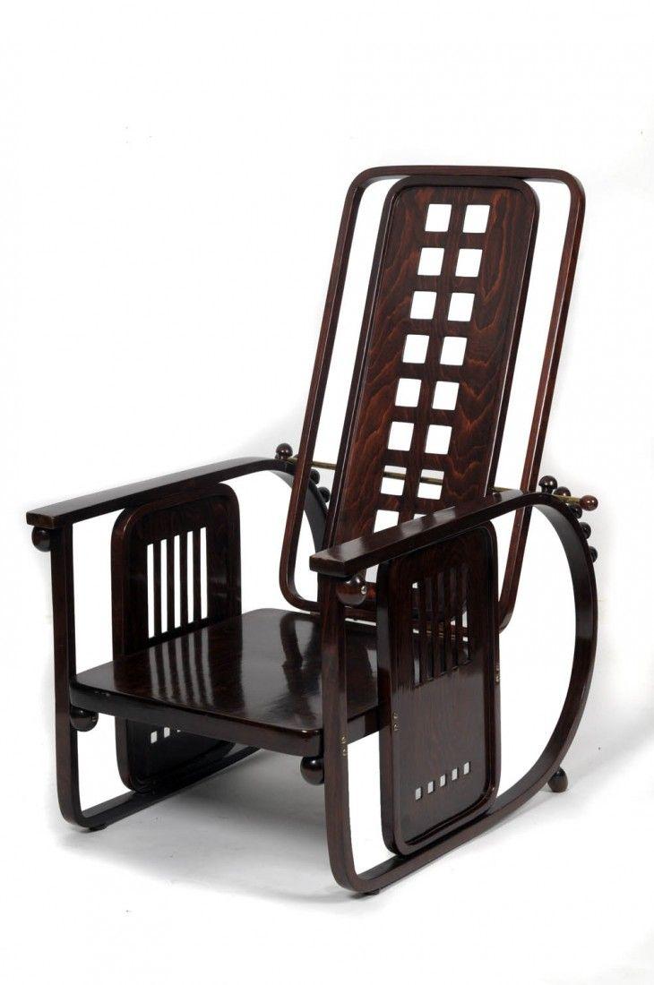 Sitzmaschine 1905 By Josef Hoffmann Furniture Design