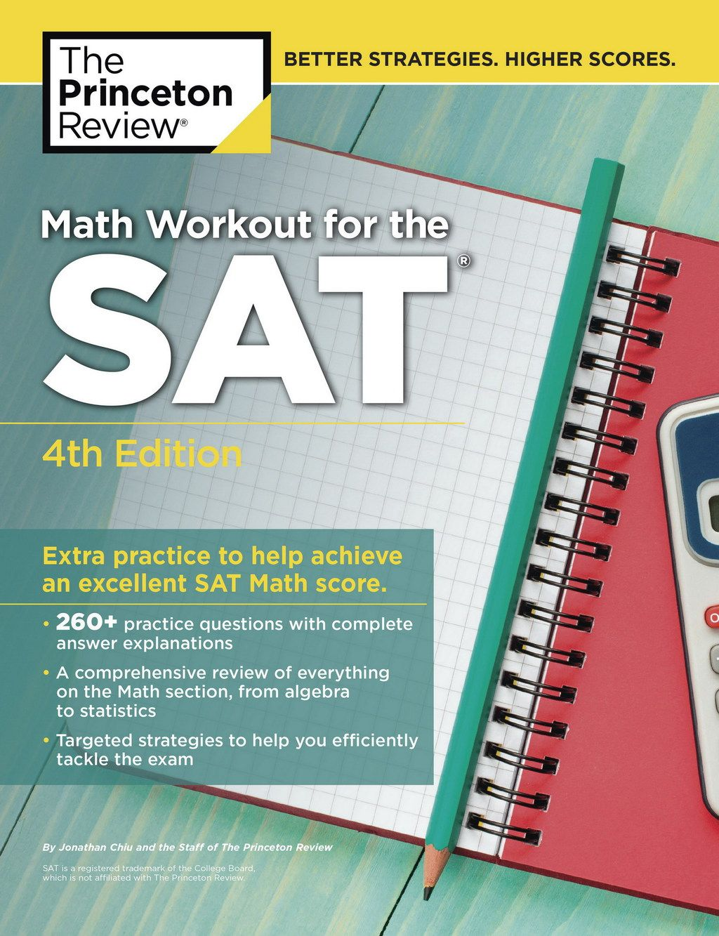 Math Workout for the SAT 4th Edition (eBook) | Products | Sat math