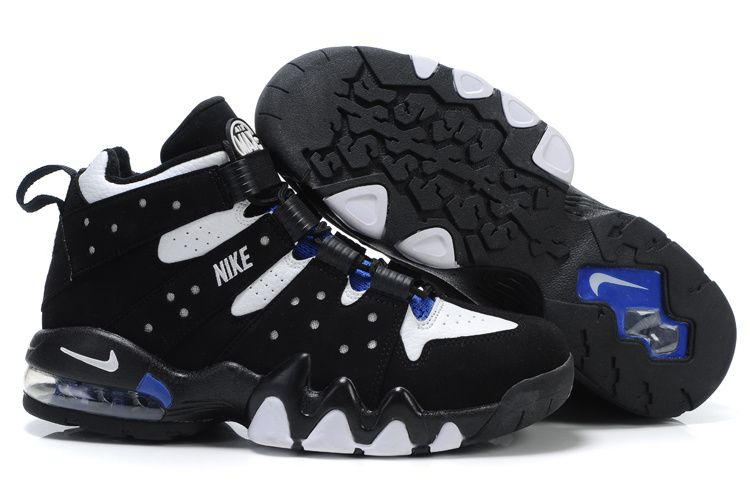 Nike Air Max2 CB 94 White/Black - Charles Barkley Shoes