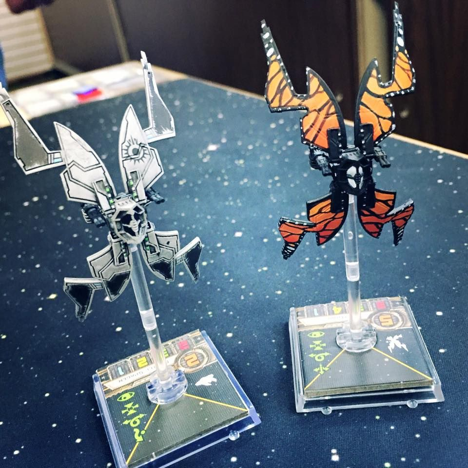 Monarch Star Viper X Wing Repaints And Conversions X Wing Miniatures X Wing Star Wars Awesome