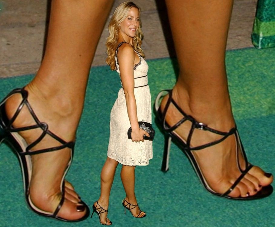 Would brittany daniel toes logically