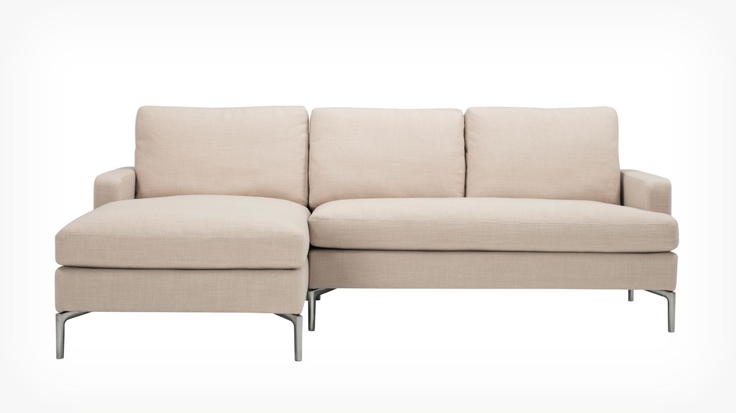 Sofa chaise ottoman 2 bte Ottomans