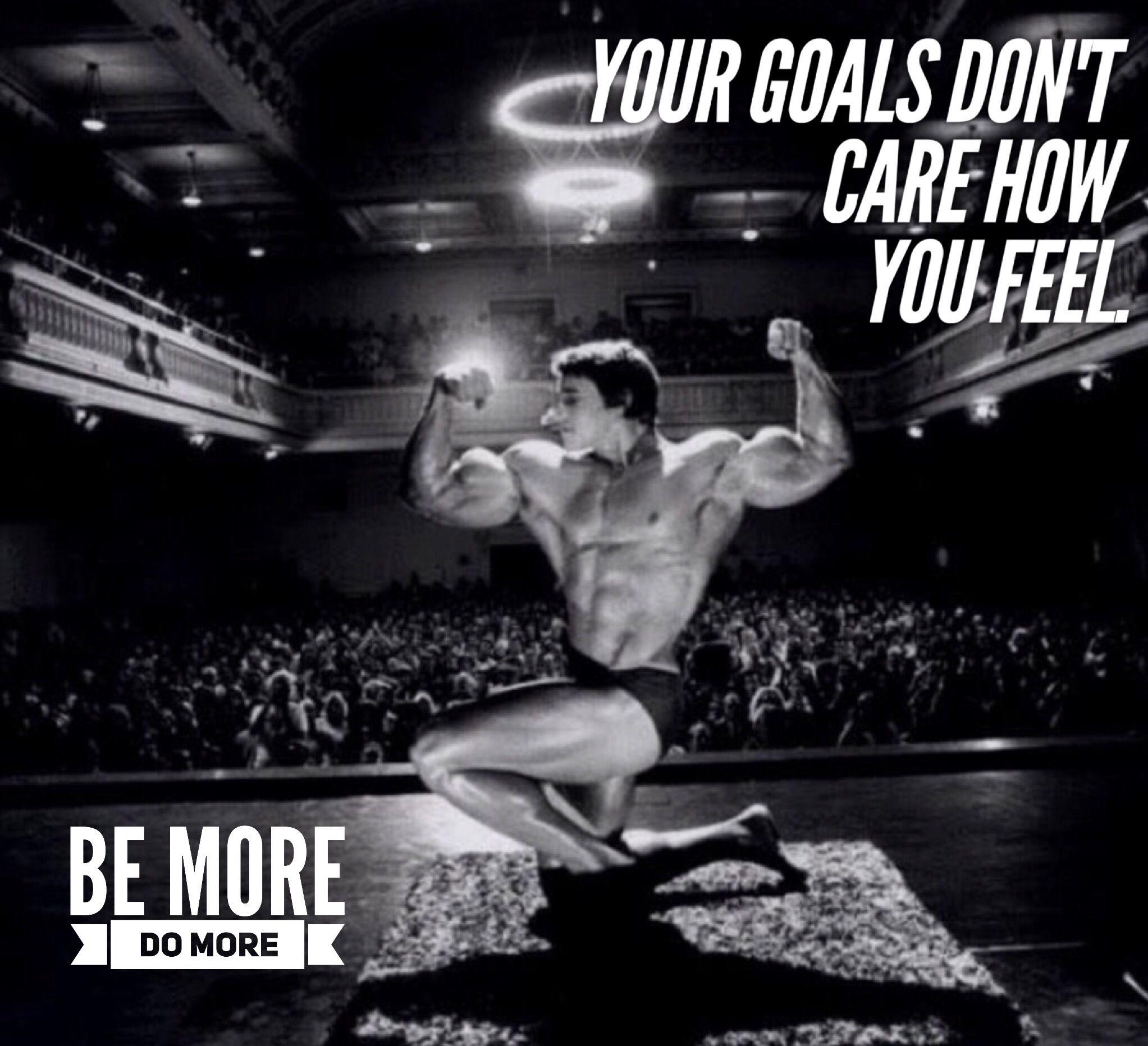 BeMoreDoMore Arnold Schwarzenegger