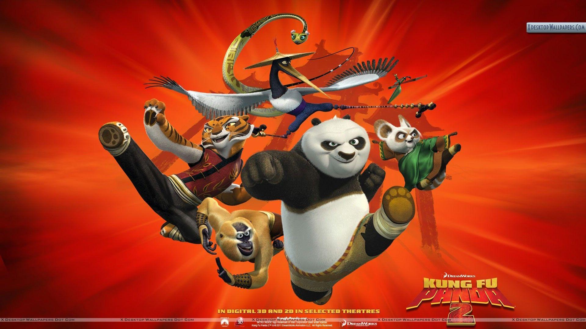 tigress kung fu panda hd wallpaper | 3d wallpapers | pinterest
