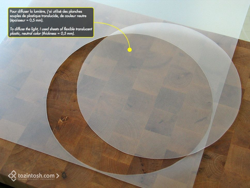 Diffuser Le Diffuseur | Diffuse The Diffuser   Flexible Translucent  Plastric 0.5 Mm Thickness Nice Ideas