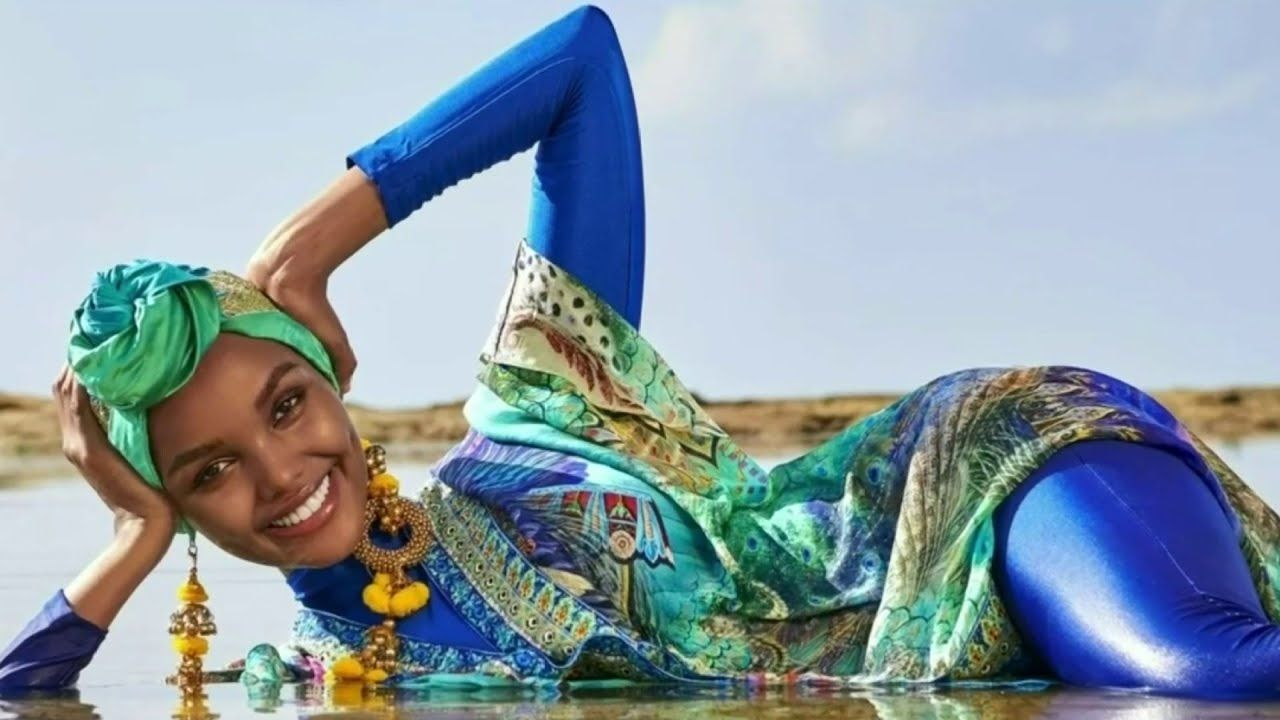 Halima Aden first Sports Illustrated swimsuit