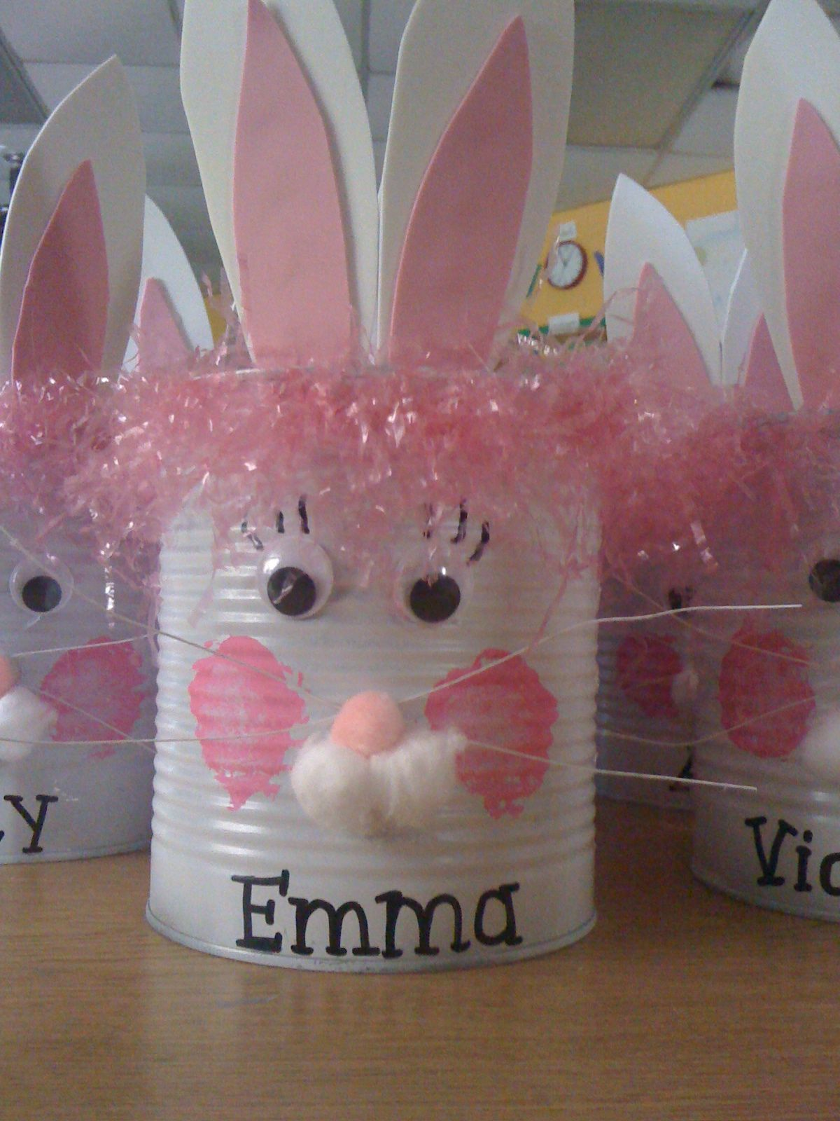 I have made these in my classroom and they are so cute i just get easter on its way and you are going to want some fun easter bunny craft ideas to make with your kids thats what you will find here craft ideas kids will negle Choice Image