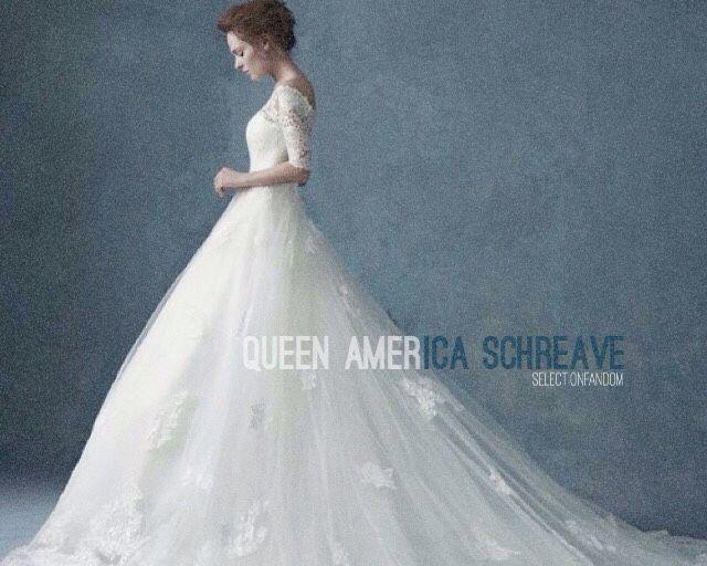Queen America Schreave<3 #movietheselection