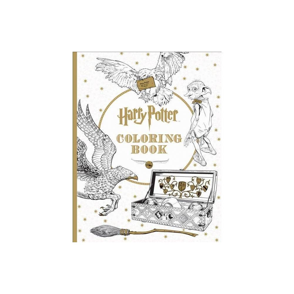Harry Potter The Coloring Book 1 By Scholastic Inc Paperback In 2021 Harry Potter Coloring Book Coloring Books Harry Potter Shop