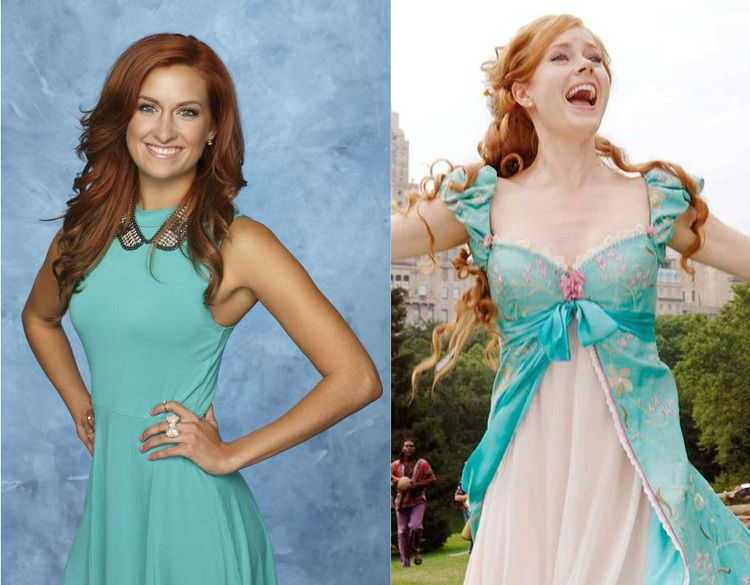 Are they bachelorettes or Disney princesses?