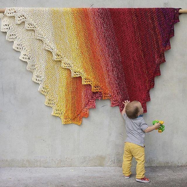 Tin Can Knits Marley Baby Blanket Knitting Pattern May Be Knit