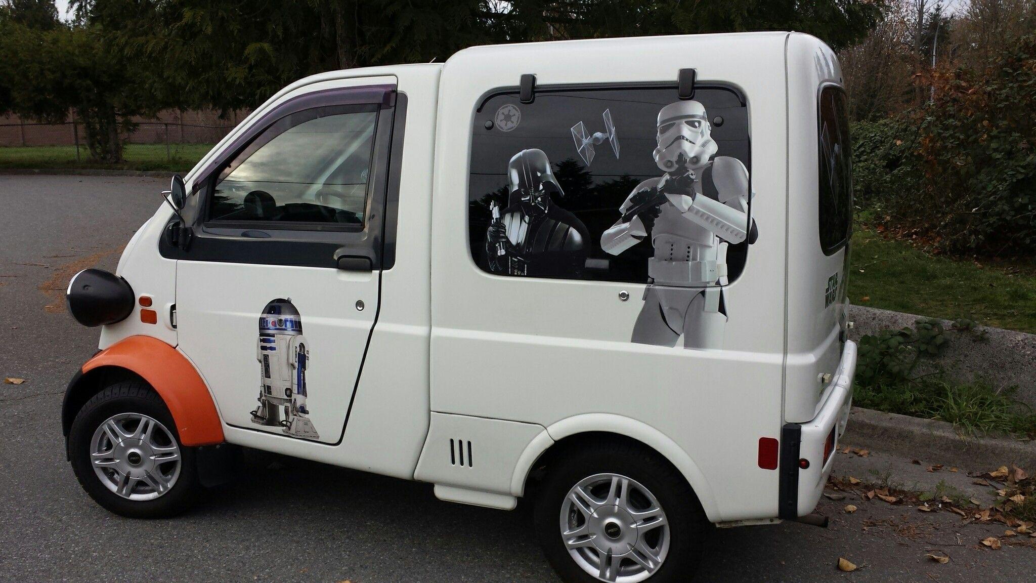 98 Daihatsu Midget Ii Star Wars Edition Vancouver B C Daihatsu