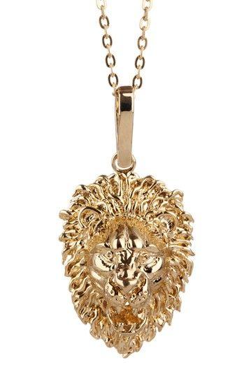 Lion head pendant accessorize pinterest lions jewlery and jewel lion head pendant aloadofball Choice Image