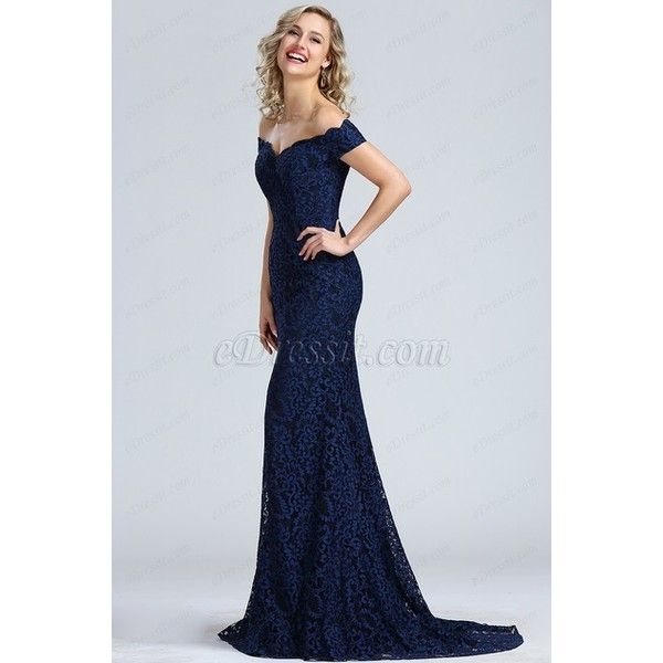 Looking for low price but high quality eDressit Blue Off Shoulder ...