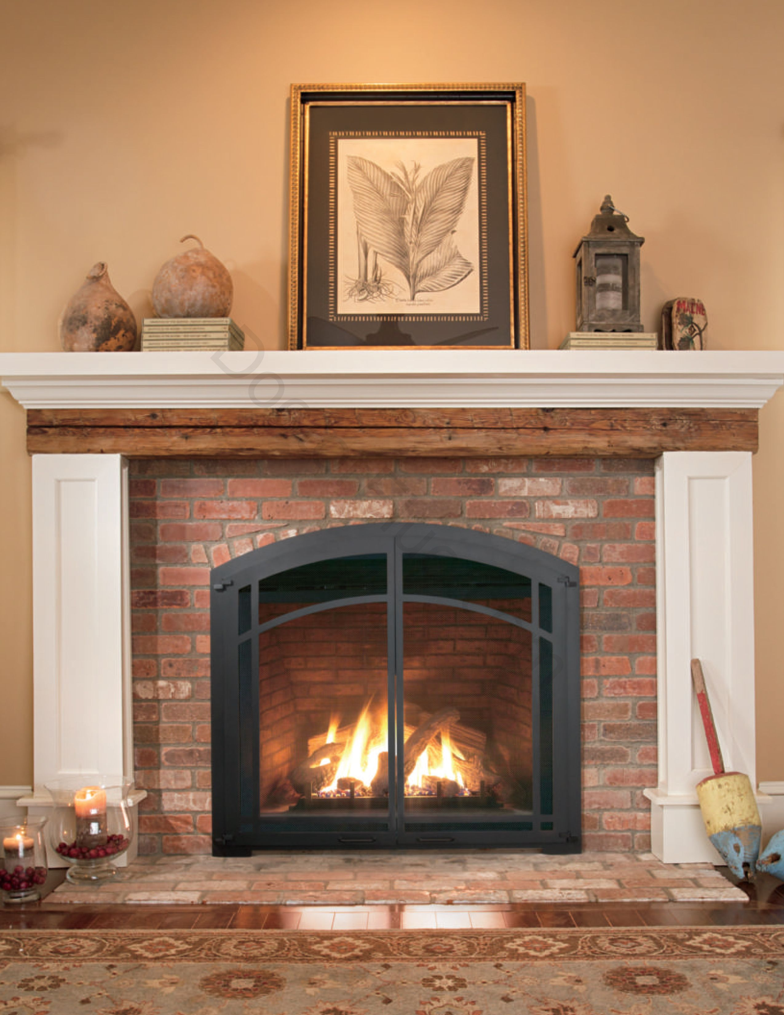 Atra Gas Fireplace Available At Doctorflue Com Con Imagenes