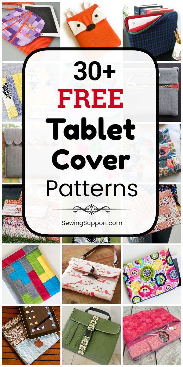 30+ Free Tablet & iPad Sleeve Patterns in 2020 Ipad