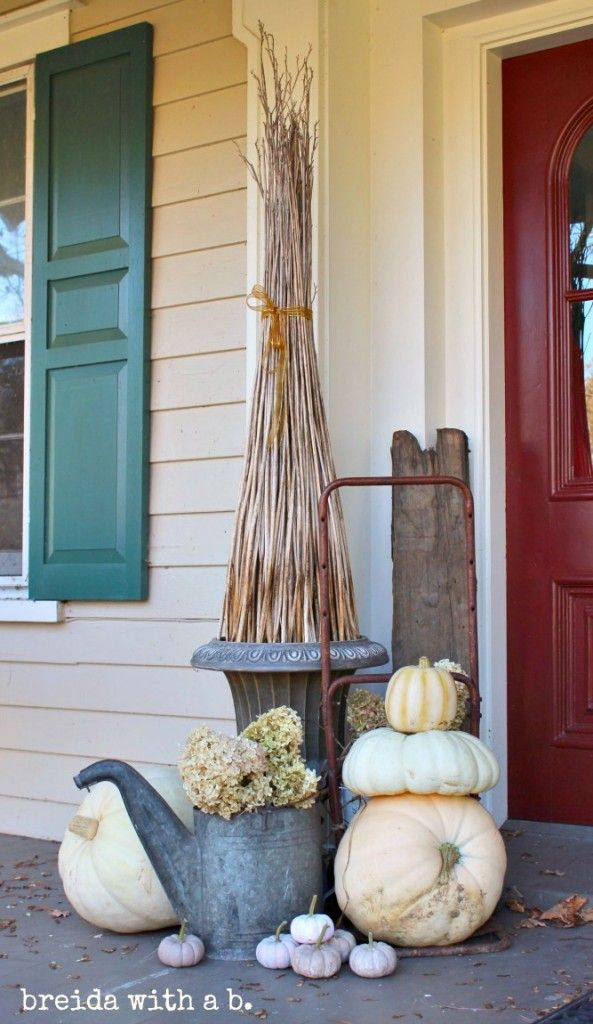 10 best fall front porch ideas