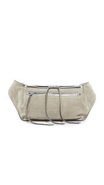 ac24460b2a98 RAG   BONE Large Ellis Fanny Pack.  ragbone  bags  belt bags  suede ...