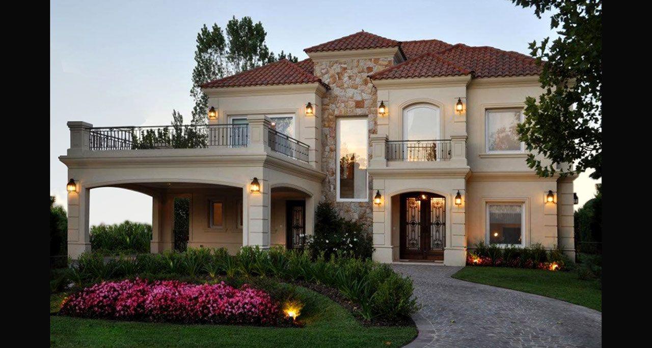 Casa estilo mediterr neo fernandez borda arquitectura for Fachadas de casas estilo clasico