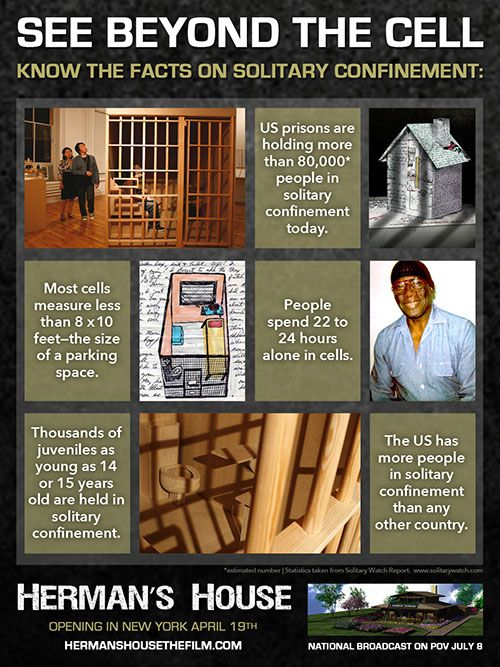 See Beyond the Cell - Join the @hermansfilm campaign to #endsolitary