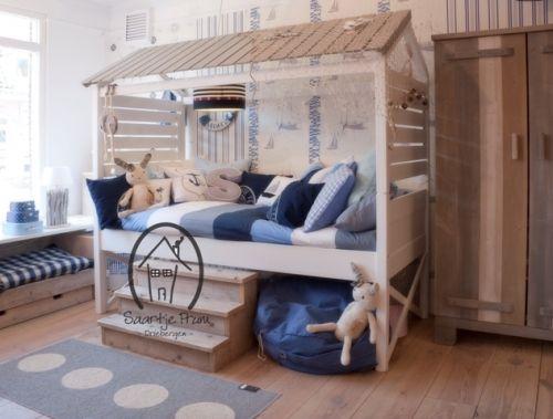 De Leukste Kinderbedden : Kinderbed strandhuisje? de leukste kinderbedden voor de kids