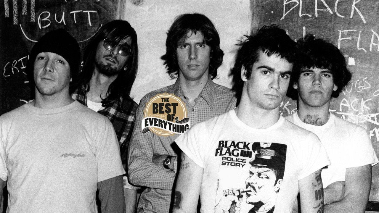 The 10 Best Black Flag Songs From 1981 1985 Black Flag Band Black Flag Punk Music