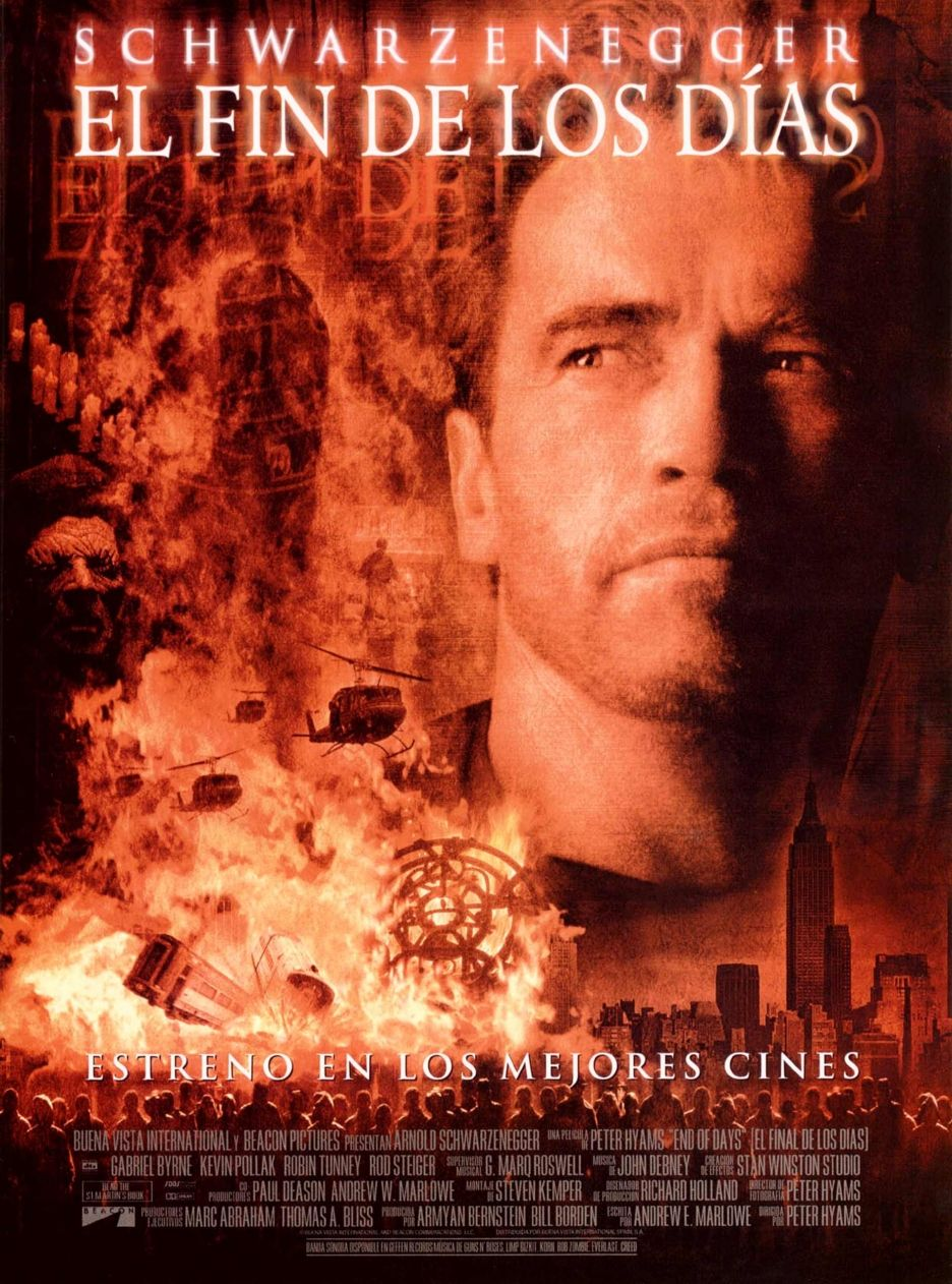End Of Days Starring Arnold Schwarzenegger Movies Online Breaking Bad Movie Streaming Movies