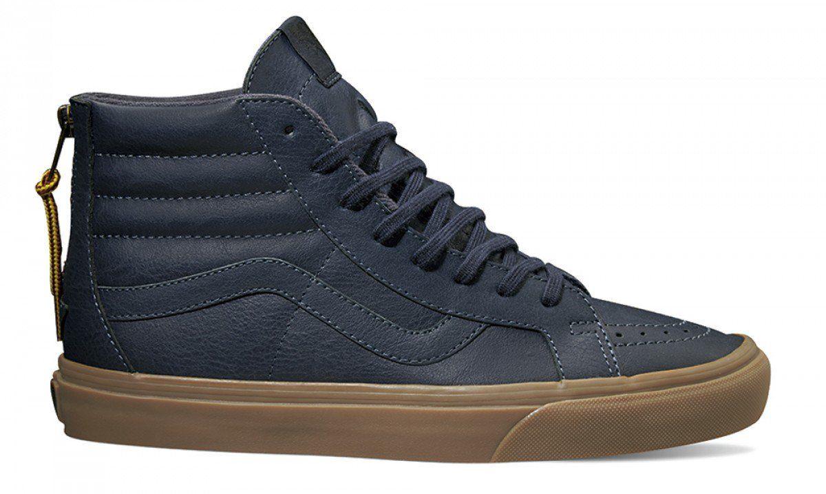 86c32b9a34be2b Vans Sk8-Hi Black Black Black