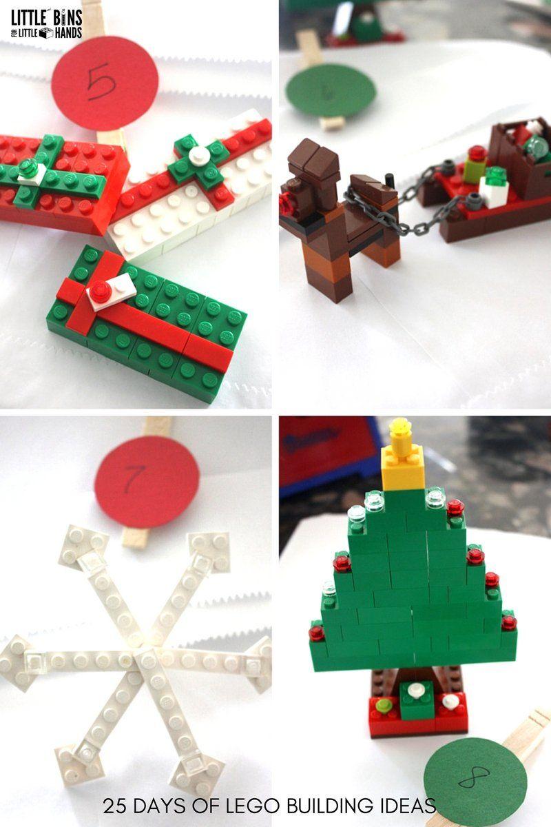 Lego advent calendar days christmas countdown lego christmas
